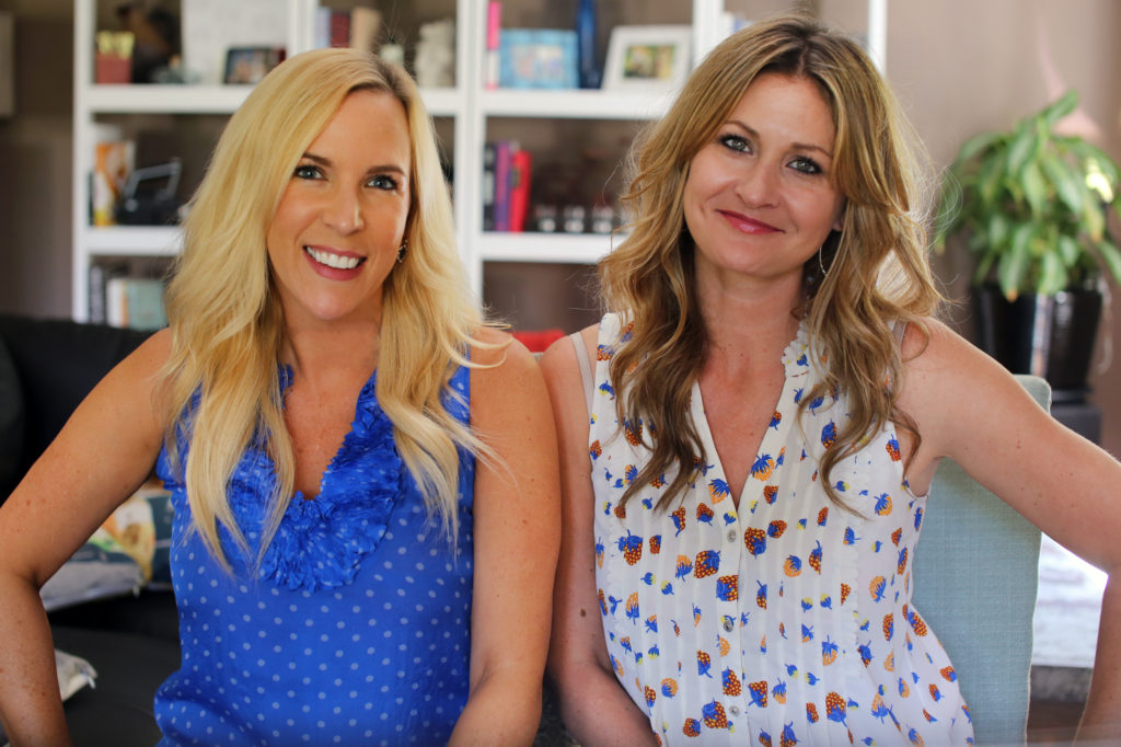 Allison Melody and Suzy Hardy host The Food Heals Podcast