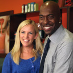 John Salley takes Allison Melody shopping at Whole Foods.