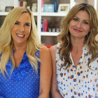 Allison Melody and Suzy Hardy