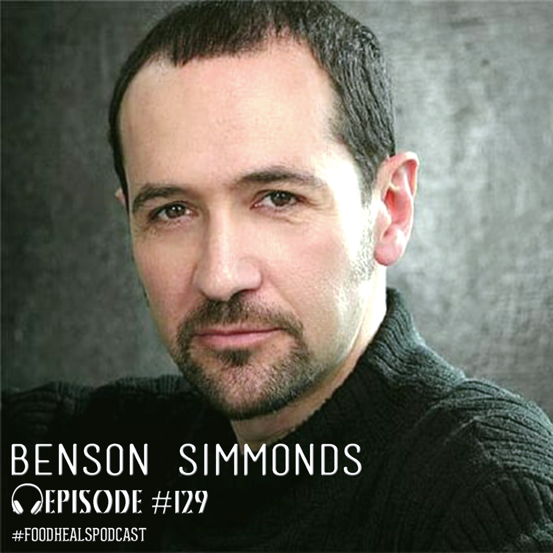 Benson Simmonds, Master Energy Healer
