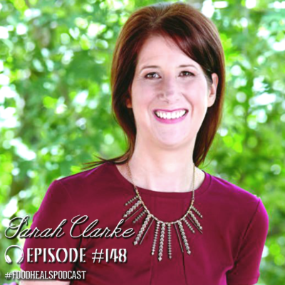 Food Heals Nation speaks with Sarah Clark