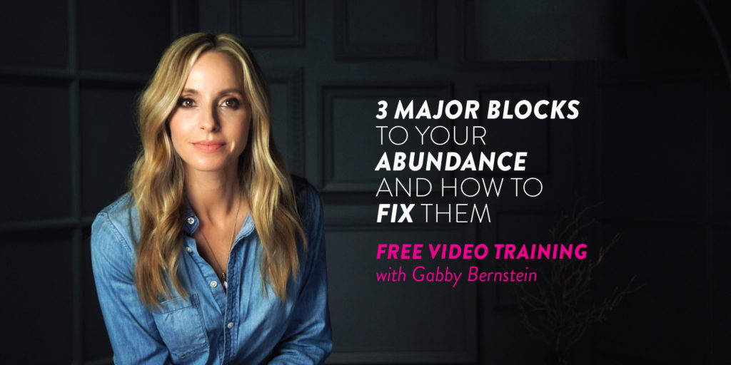 Three Major Blocks to Abundance and How to Fix Them