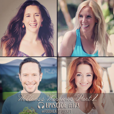 Jason Wrobel, Nicole Derseweh, Whitney Lauritsen and Allison Melody