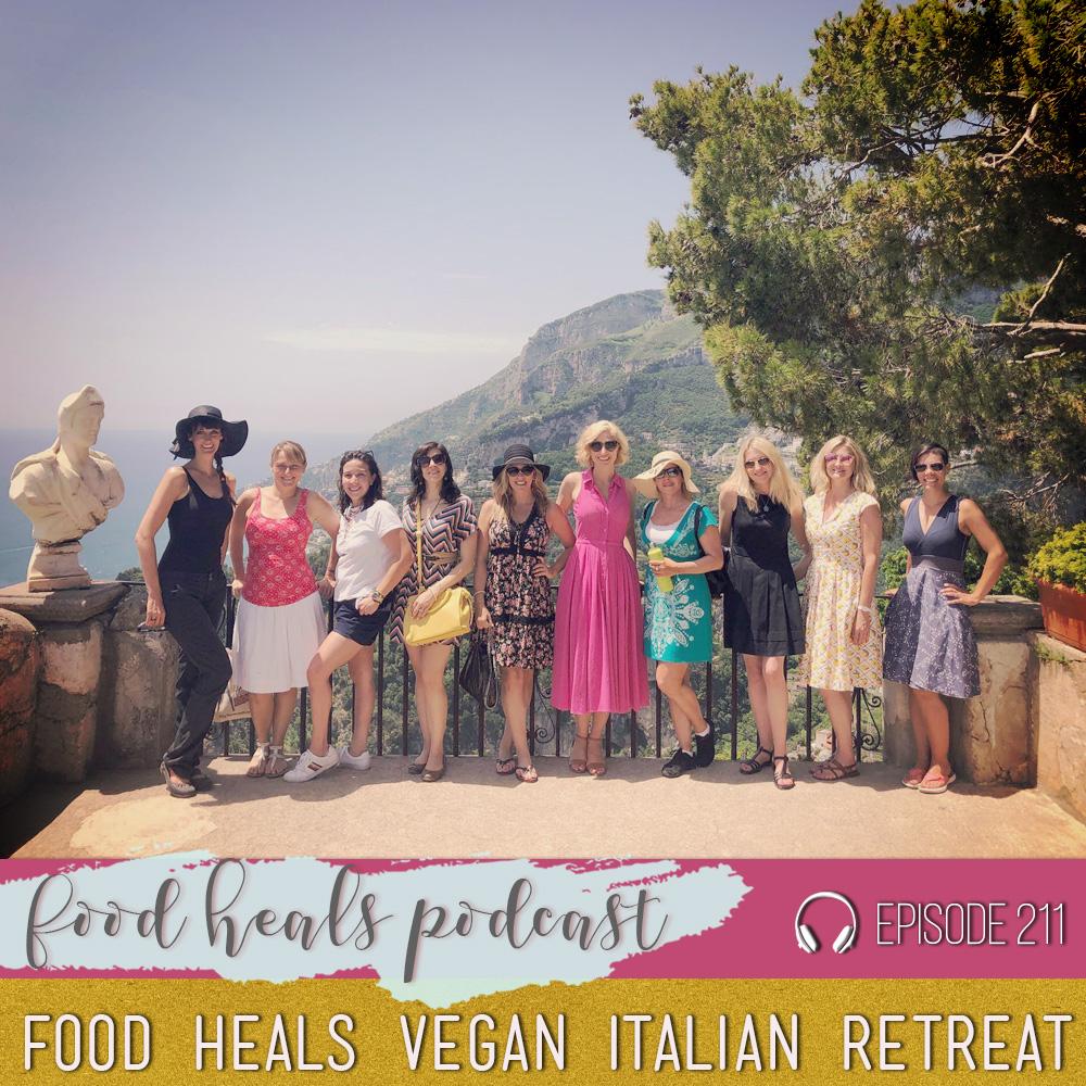 Food Heals Italy