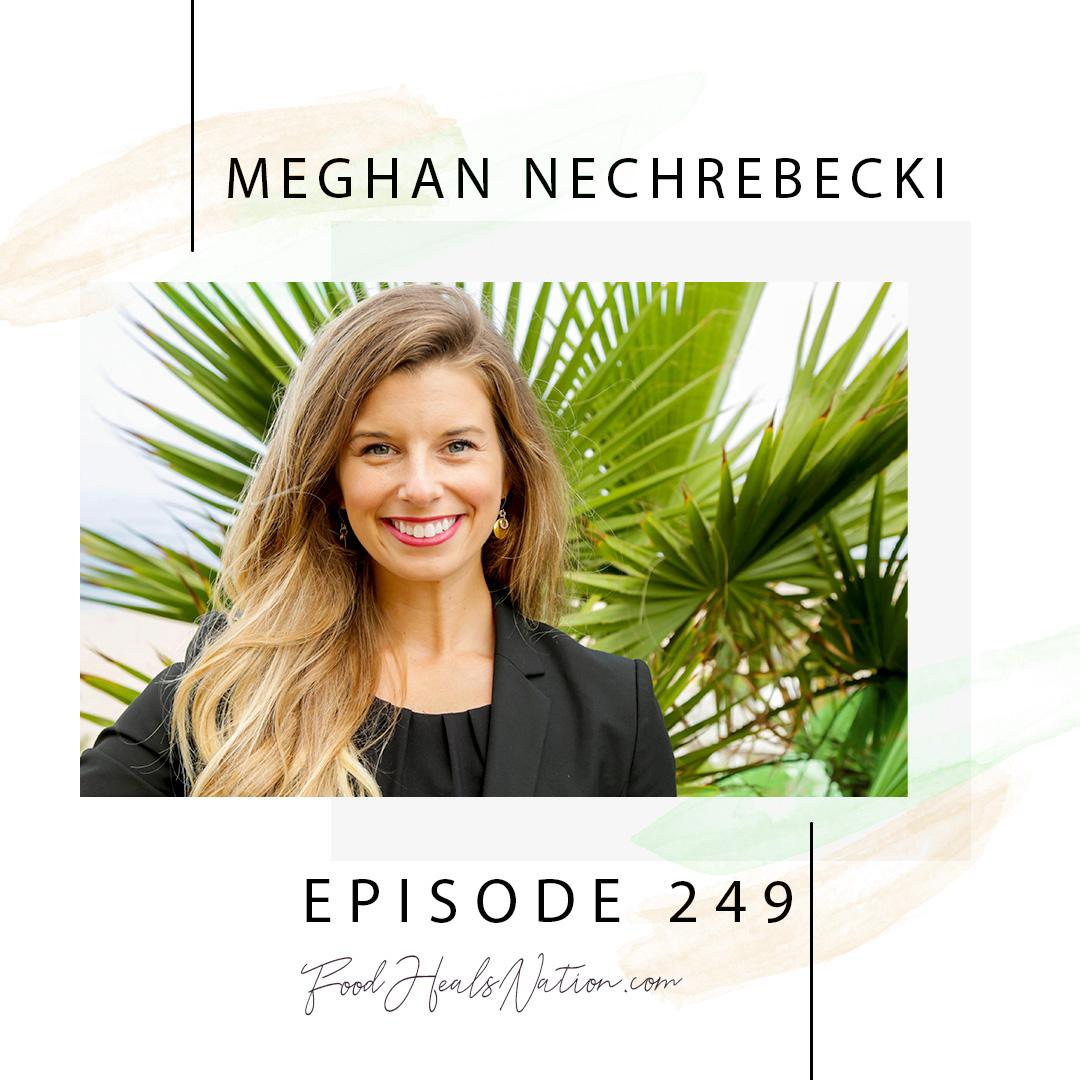 Meghan Nechrebecki