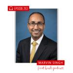 Dr Marvin Singh