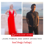 Samir Srivastava and Laura Powers