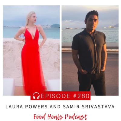 Samir Srivastava and Laura Powers