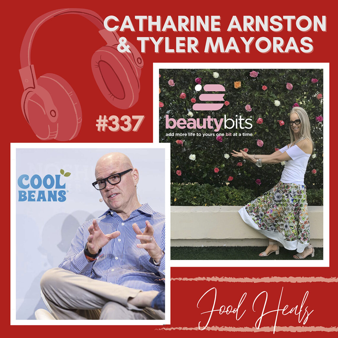 337: More Plant-Powered Products We Can't Live Without Featuring Catharine Arnston & Tyler Mayoras